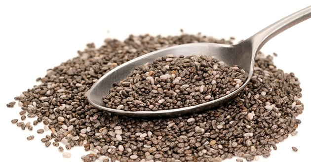 Chia semínka (čia semena, chia seeds)