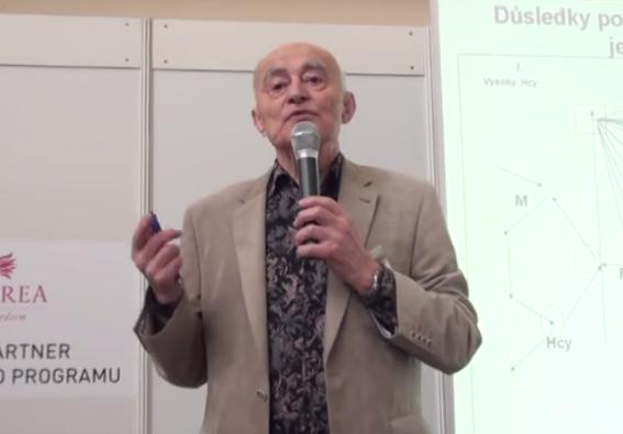 Tajemství civilizačních chorob – MUDr. Karel Erben