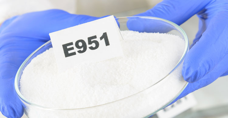 aspartam e951
