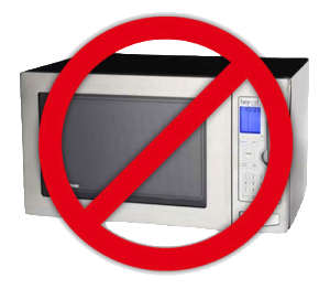 Microwave-oven-stop