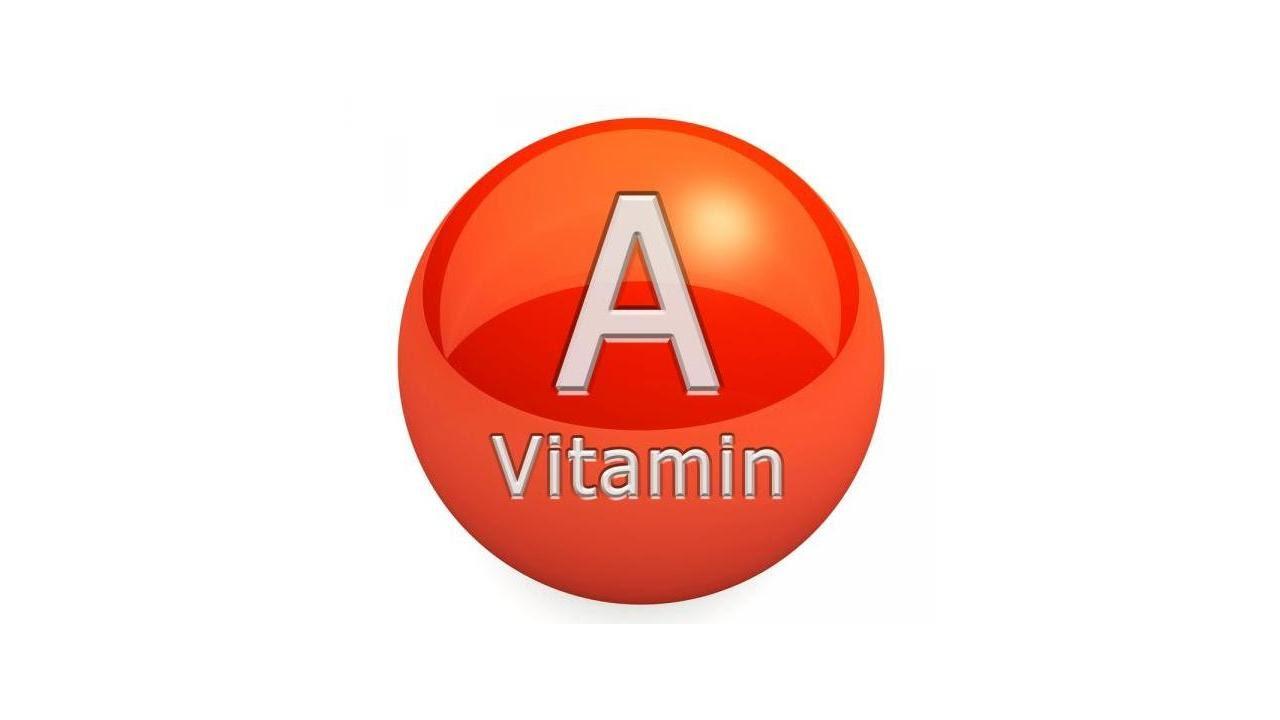 Vitamín A – retinol