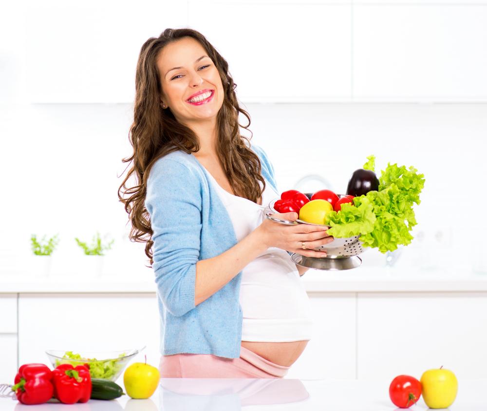 Výživa těhotných a kojících – tím to všechno začíná