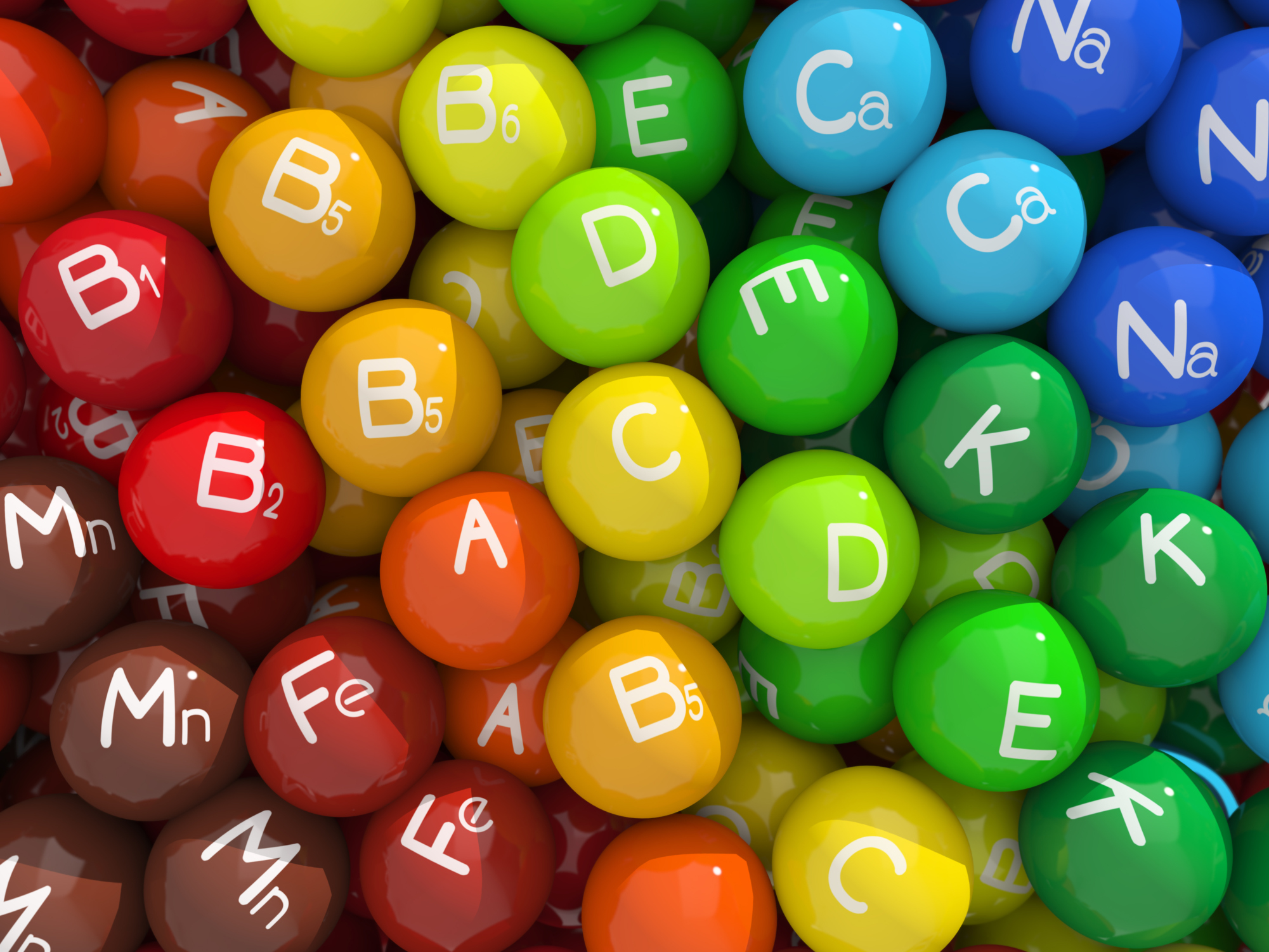7 důležitých vitamínů a výživových láték, které potřebuje každý po 40-ce